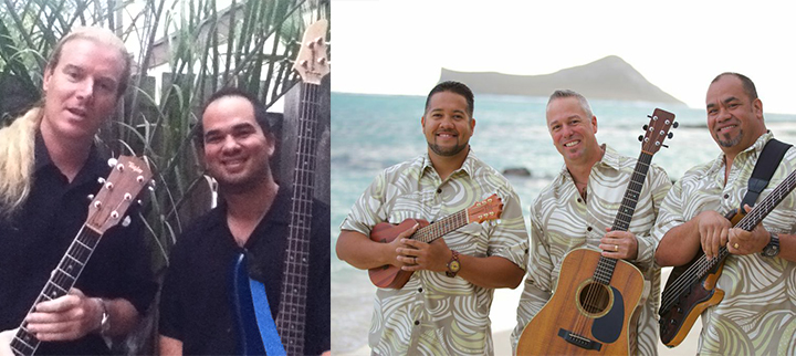Maunalua and Chris Murphy Duo
