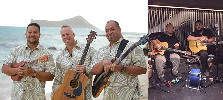 Maunalua and Kelandy Diaz Duo