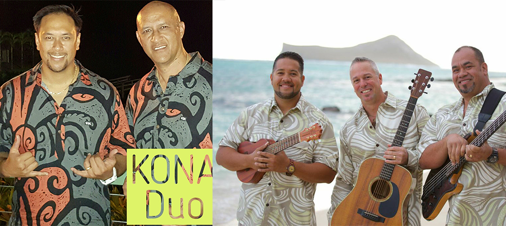 Maunalua and Kona Chang