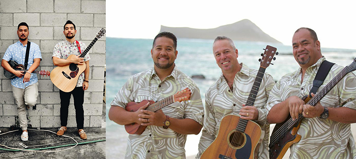 Chapter II and Maunalua Trio