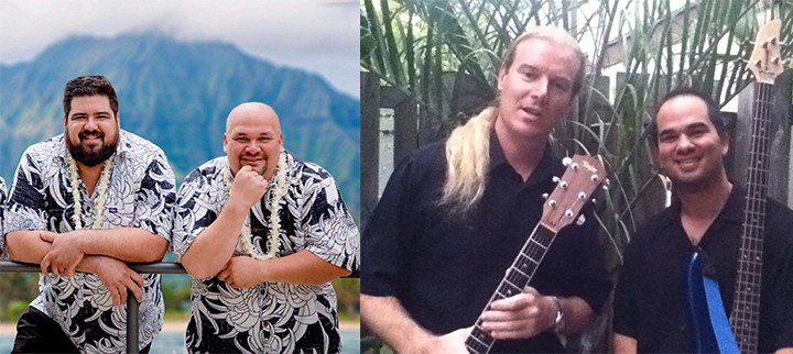 Kealoha Music Trio and Chris Murphy Duo