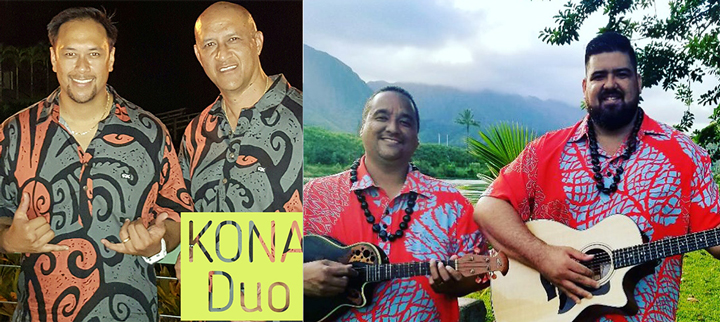 Ben Kama Duo and Kona Chang Duo